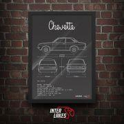 CHEVROLET CHEVETTE SL 78