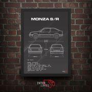 CHEVROLET MONZA S/R