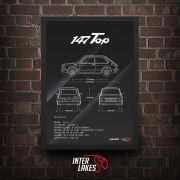FIAT 147 TOP 1982