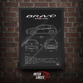 FIAT BRAVO SPORTING 2016