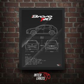 FIAT BRAVO T-JET 2013