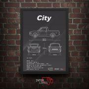 FIAT CITY 1984