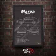 FIAT MAREA 2.4 BADBOY
