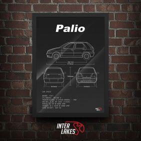 FIAT PALIO G1 1.0 4P