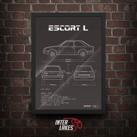 FORD ESCORT L MK3