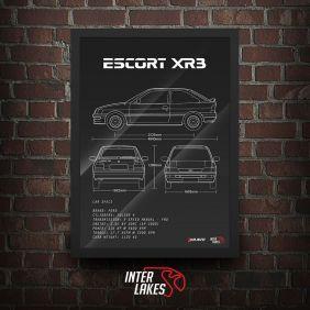 FORD ESCORT XR3 MK5
