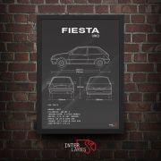 FORD FIESTA MK3