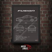 FORD FUSION 2.0 FWD