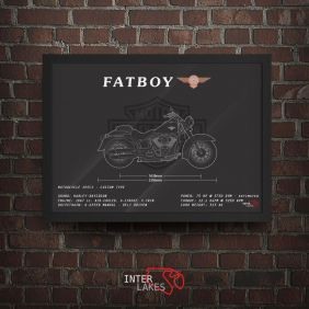 HARLEY DAVIDSON FATBOY SOFTAIL 2014