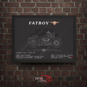 HARLEY-DAVIDSON FATBOY SOFTAIL 2014