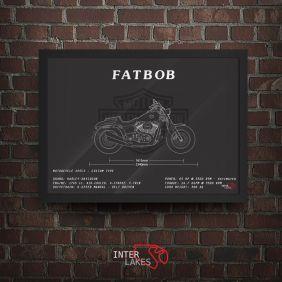 HARLEY-DAVIDSON SOFTAIL FAT BOB 107 2018