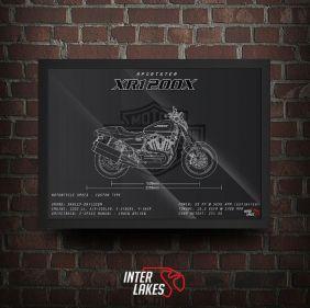 HARLEY-DAVIDSON SPORTSTER XR1200X 2013