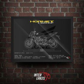 HONDA CB600F HORNET 2013