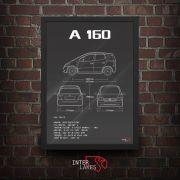 MERCEDES-BENZ A160 2000