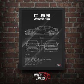MERCEDES-BENZ C63 AMG W204 COUPÉ