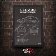 MERCEDES-BENZ CLC 200 KOMPRESSOR CL203