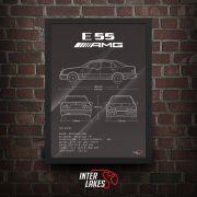 MERCEDES-BENZ E55 AMG 5.5 SEDAN W210