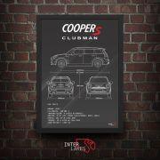 MINI COOPER S CLUBMAN F54