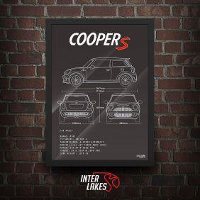 QUADRO MINI COOPER S R56 N14