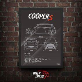 QUADRO MINI COOPER S R56 N18
