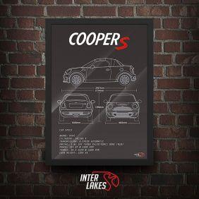 QUADRO MINI COOPER S ROADSTER R59