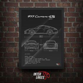 PORSCHE 911 CARRERA 4S 991.2