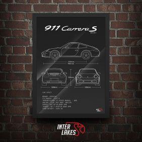 PORSCHE 911 CARRERA S 997.1
