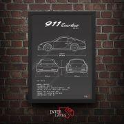 PORSCHE 911 TURBO 997.2