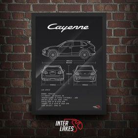 PORSCHE CAYENNE V6 2013