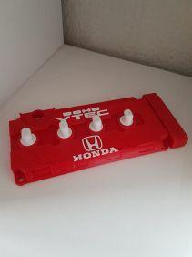 PORTA CHAVES VTEC HONDA B16