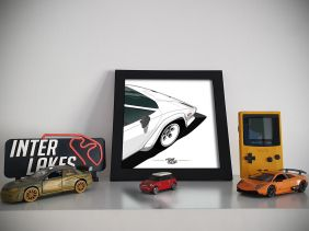 QUADRO COUNTACH - TOON MY CAR