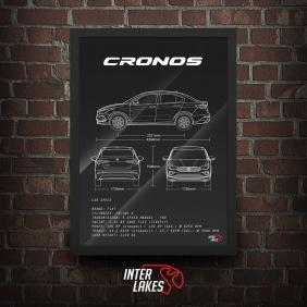 QUADRO/POSTER FIAT CRONOS 1.3 2020
