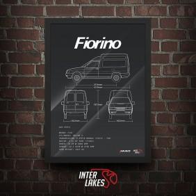 QUADRO/POSTER FIAT FIORINO 1.5 2001