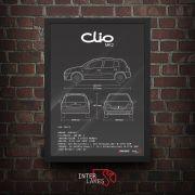 RENAULT CLIO MK2 PRIVILEGE 4P