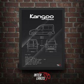 QUADRO RENAULT KANGOO EXPRESS 1.0 2001