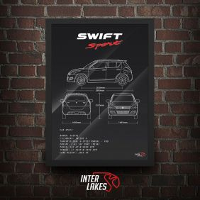 SUZUKI SWIFT SPORT 2015