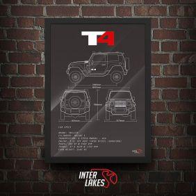 QUADRO TROLLER T4 2015