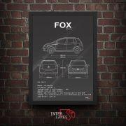 VOLKSWAGEN FOX G1 EXTREME 2009
