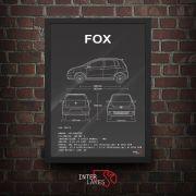VOLKSWAGEN FOX G2 HIGHLINE 1.6 2014
