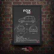 VOLKSWAGEN FOX G3 HIGHLINE 1.6