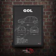 VOLKSWAGEN GOL G3 1.0 8V