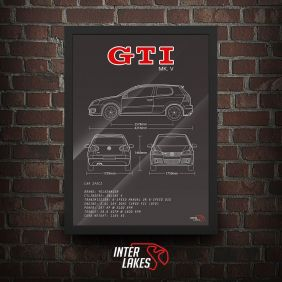 VOLKSWAGEN GOLF GTI MK5