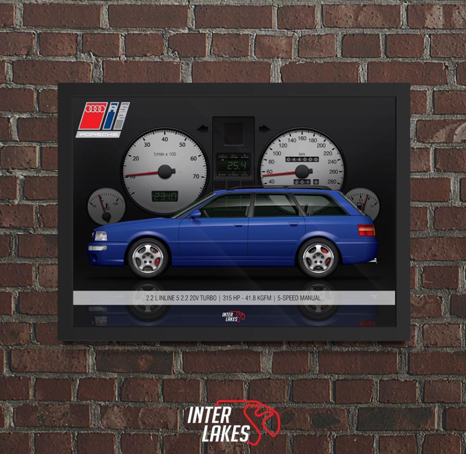 AUDI RS2 AVANT - INTERIOR