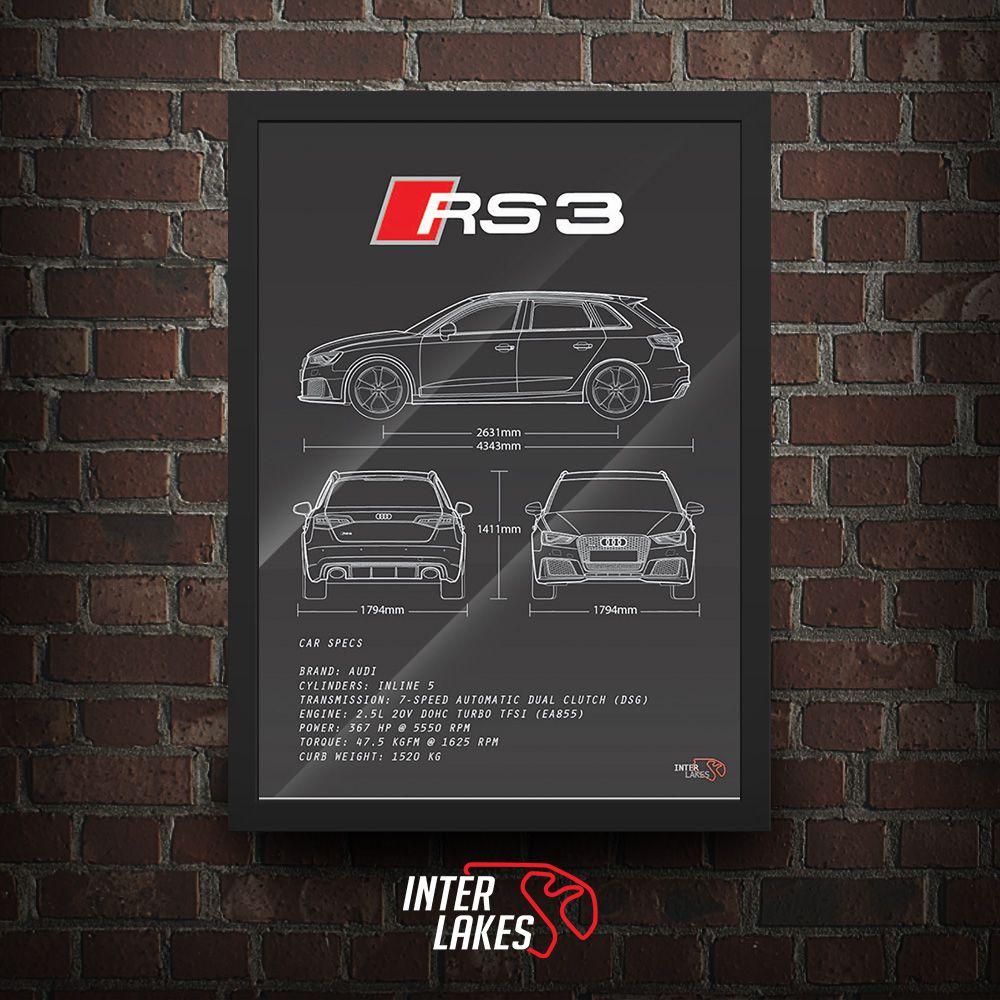AUDI RS3 SPORTBACK 2016