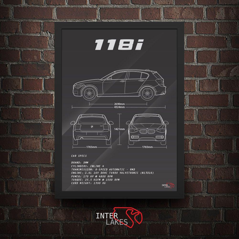 BMW 118I F20