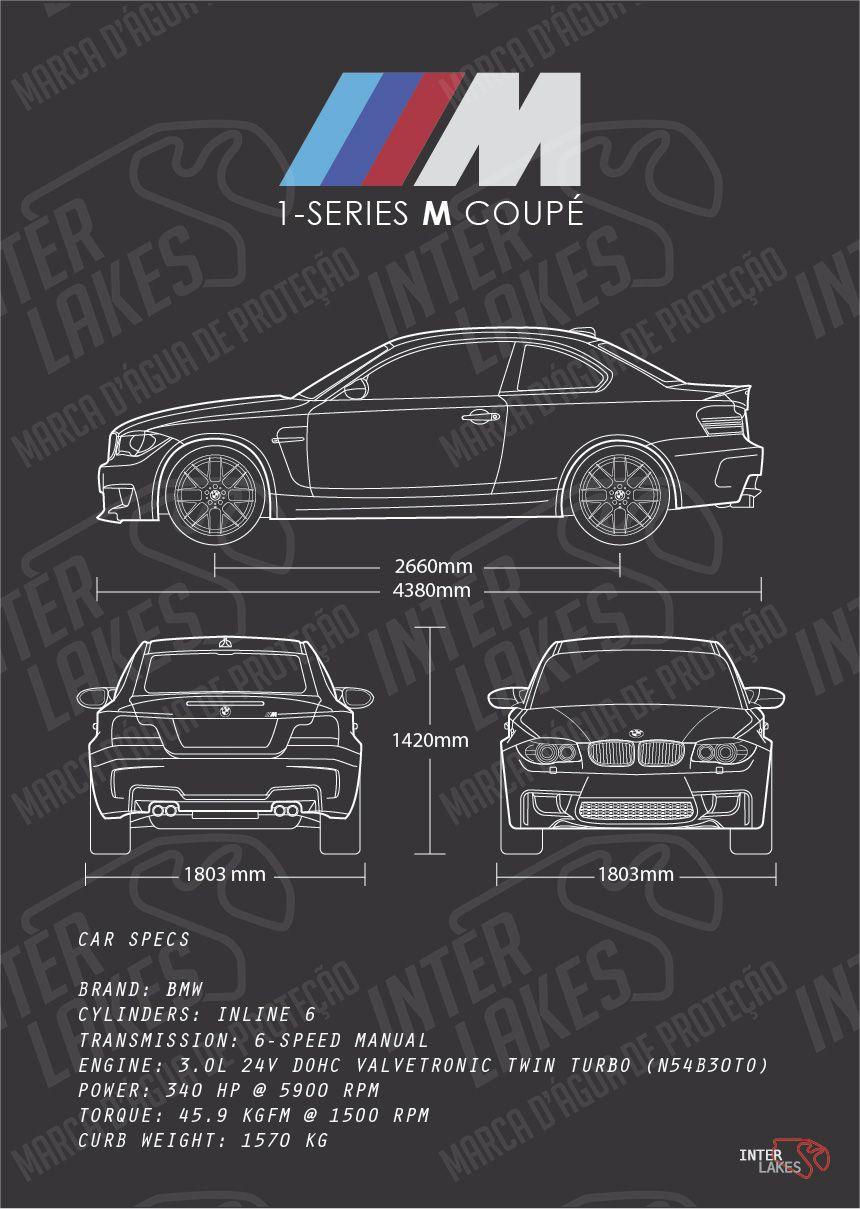BMW 1M E82 SÉRIE 1 COUPE