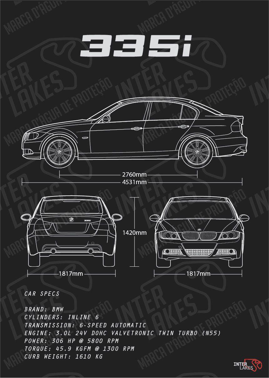 BMW 335I E90 SÉRIE 3 SEDAN FACELIFT