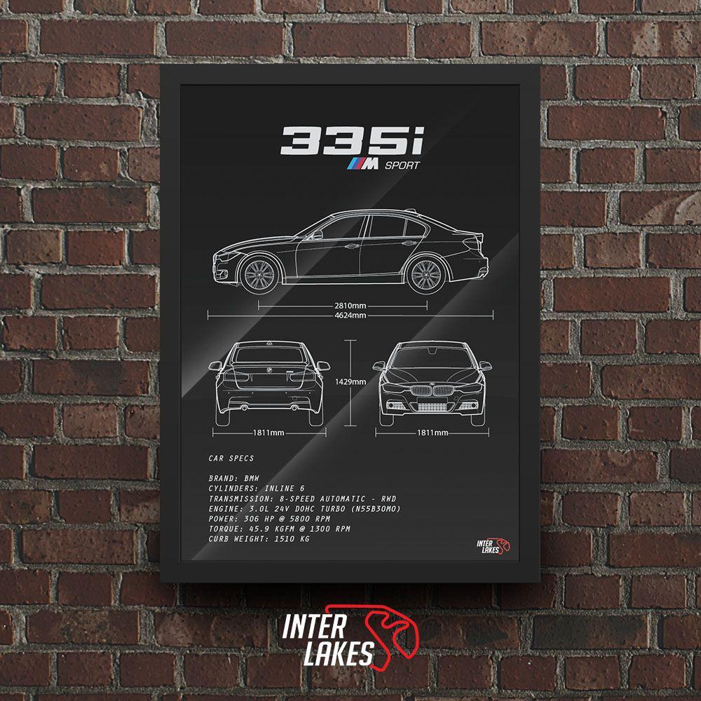 BMW 335I M SPORT F30