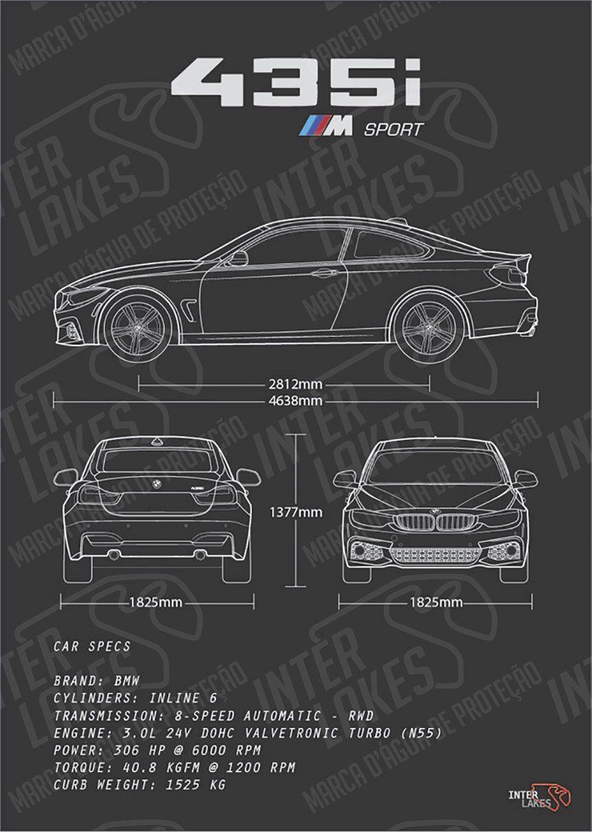 BMW 435I SPORT 3.0 COUPE