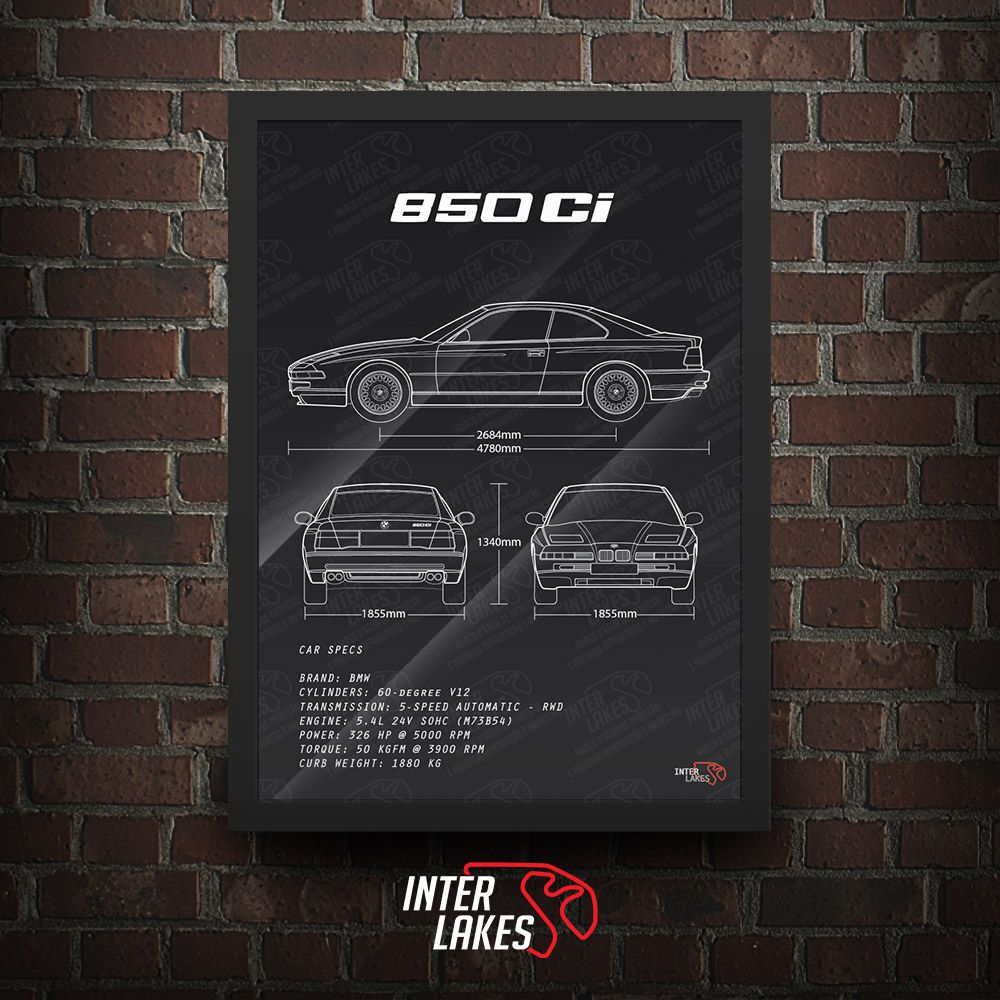 BMW 850CI
